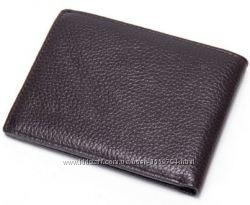 Оригинальный кожаный кошелек.