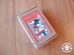 Настольная игра Сардины Sardines Ламинированные карты Aналог игры