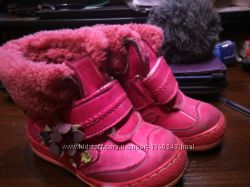 Зимові чобітки 24 р