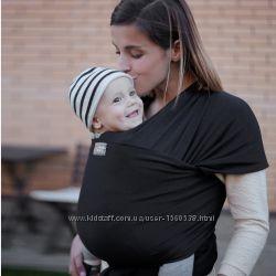 Трикотажный слинг-шарф Love & Carry  Оникс