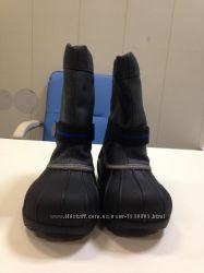 Зимние термо-сапоги H&M на мальчика 34 размер 22 см