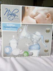 Молокоотсос Nuby Softflex Premium Comfort