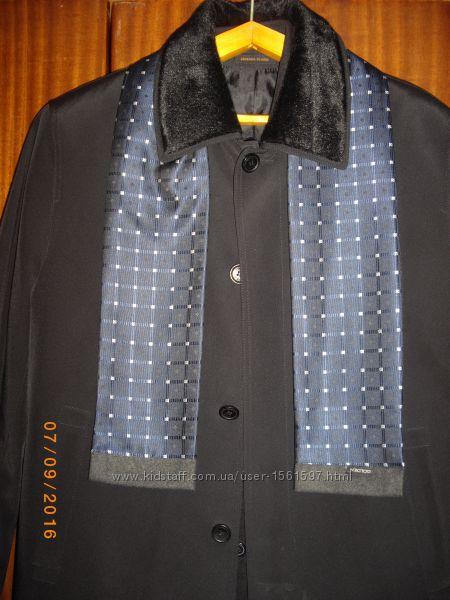 Мужское пальто плащ цена снижена