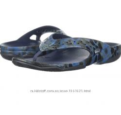 Новые вьетнамки шлепки шлепанцы Crocs Swift kryptek