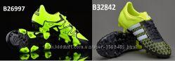 Adidas X15 Ace15 футбольные бутсы копы Оригинал Распродажа от 28 до 38 р