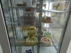 Холодильник промышленный с внешним блоком управления