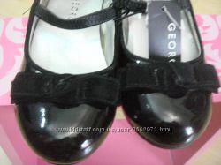 Туфли нарядные лаковые  для танцев и утренников