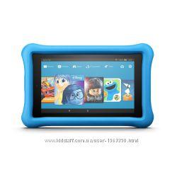 Amazon Fire 7 Kids Edition  Защищенный планшет для детей