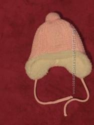 Перша зимова шапка