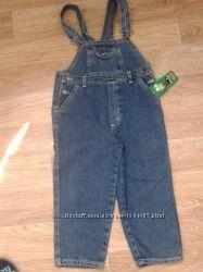 джинсовый полукомбинезонТурция, рост104