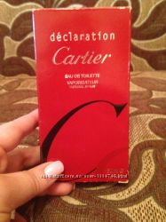 Туалетная вода Cartier deklaration