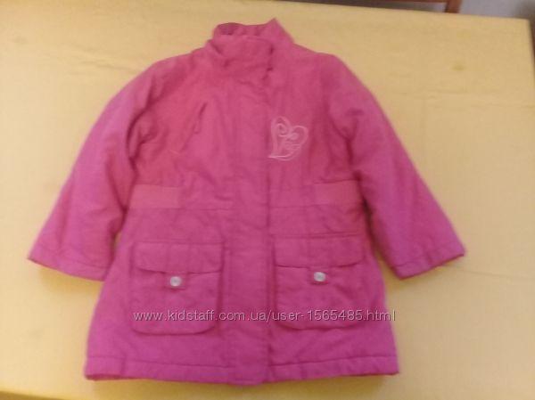 продам фирменную PALOMINO курточку-пальтишко для девочки 5-6лет