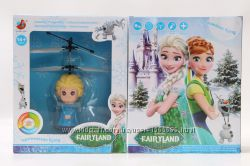 Интерактивная Летающая игрушка принцесса Холодное сердце