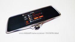 Авторегистратор зеркало K15 360 градусов с камерой заднего вида