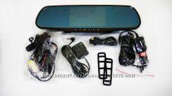 D25 Зеркало регистратор, 5 сенсор, 2 камеры, GPS навигатор, WiFI, 8Gb