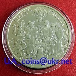 Монеты НБУ Рождество, Троица, Спас, Покрова, Пасха, Благовещение