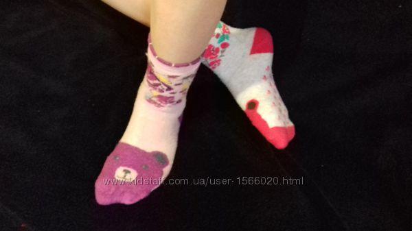 Теплые махровые носочки Bross.