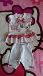 Детский летний костюмчик.