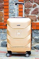Супер качество Стильный чемодан премиум сегмент пластиковый поликарбонат