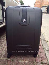 Качество Чемодан средний Пластиковый чемодан доставка бесплатно
