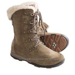 Канадские женские мембранные зимние сапожки ботинки Kamik Kiev -32 С