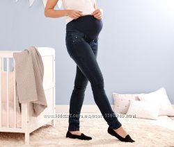 Джинсы для беременных slimfit, tchibo, р. 40 и 44 евро