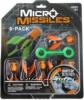 Микро-ракеты для стрельбы по мишени Micro Missiles - 6 шт.
