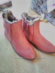 Демисезонные сапоги ботинки Alive Германия
