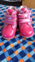 Продам чобітки демісезон