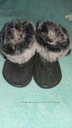 Фірмові зимові черевички ZARA beby
