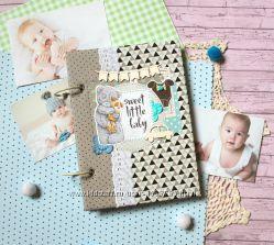 Мамин дневник или Бебибук для мальчика