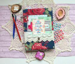 Блокнот, планер, ежедневник для девушки