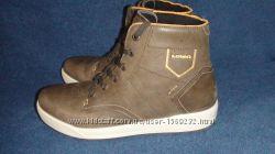 Lowa Gore-Tex- трекінгові шкіряні черевики. 5a87428fddfaa