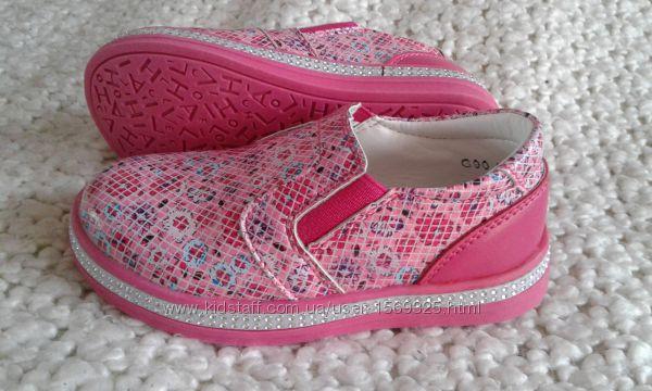 туфли детские для девочек  Y. TOP