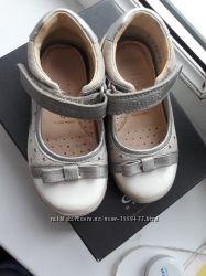 Кожаные нарядные туфли geox