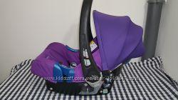 Автокресло 0-13 кг britax-romer Baby-Safe plus II практически новое