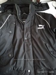 Куртка зимова Puma