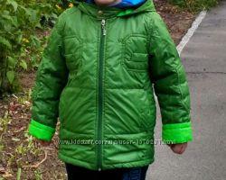 Курточка теплая Одягайко р. 110