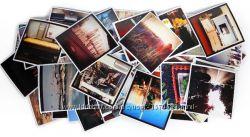 Фотомагниты в стиле культовых снимков POLAROID