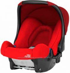 Автокресло BRITAX ROMER BABY-SAFE Flame Red