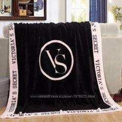 Одеяло, плед, покрывало, яркая пляжная подстилка Victorias Secret