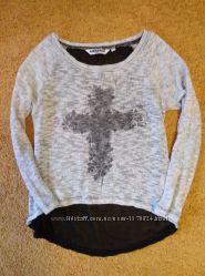 Стильный реглан туника свитер New Look Generation р. 140-146