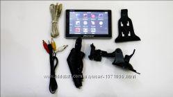 5 GPS навигатор Pioneer P-563 4Gb Bluetooth, AV-in IGO, Navitel, CityGuide
