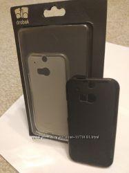 Чехол HTC One M8  защитная плёнка