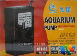 Аквариумный фильтр, обогреватель, компрессор