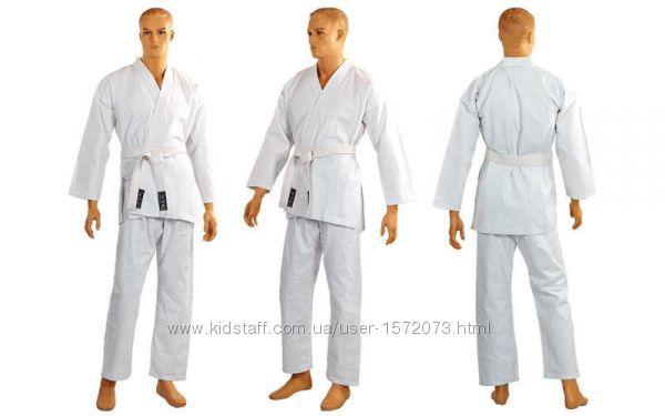 кимоно пр-во Пакистан  для карате и дзюдо все размеры.