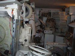 Разборка стиральных машин в Приднепровске г. Днепр Днепропетровск
