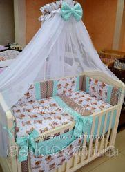 Детский постельный комплект Asik