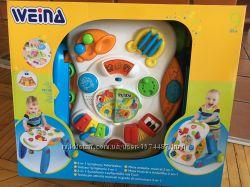 Музыкальный столик- каталка Weina 2-в1 продам