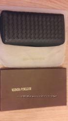 Мужской кошелек гаманець Bottega Veneta Givenchy LV Louis Vuitton